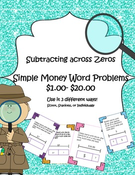 Subtracting Across Zeros!! Subtracting Across Zeros!!