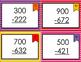 Subtracting Across Zero Task Cards