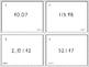 Subtracting Decimals (5.NBT.7) Task Cards