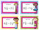Fraction Task Cards - Subtracting Mixed Numbers - SCOOT