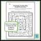 Subtracting Mixed Numbers Maze