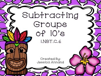 Subtracting Multiples of 10's 1.NBT.C.6