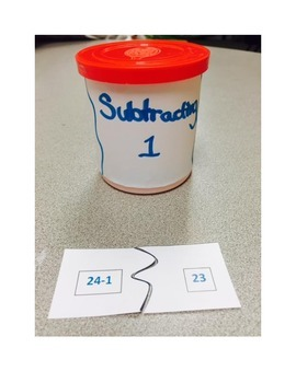 Subtracting One Match
