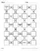 Subtracting Three 2-Digit Subtraction Maze