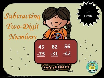 Subtracting Two-Digit Numbers