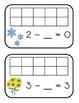 Subtraction 0-5 Seasons Theme