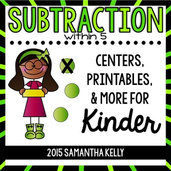 Subtraction Within 5