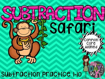 Subtraction Safari