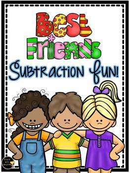Subtraction BFF Fun!