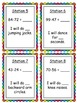 Addition and Subtraction Facts Fluency Exercise Activity BUNDLE