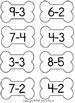 Subtraction File Folder Game (DOG THEME)