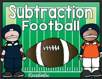 Subtraction Football
