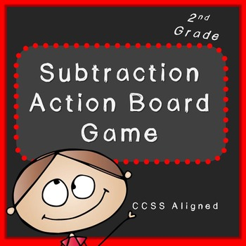 Subtraction Game (***FREEBIE***)