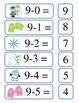 Subtraction Math Center