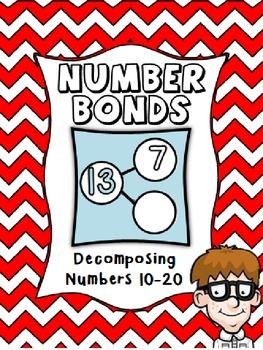 Subtraction Number Bond Worksheets