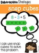 Subtraction Strategies for Primary Students