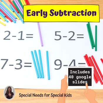 Subtraction Unit for Special Education