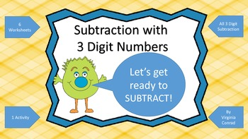 Subtraction With Three Digit Numbers