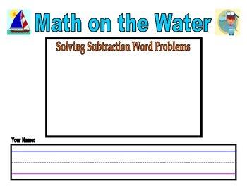 Subtraction Word Problem