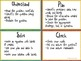 Subtraction Word Problem Task Cards Without Regrouping
