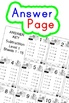 Subtraction Worksheets! Level 1 of 5. Color & Blacklines w