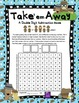 Subtraction with the 100's chart - Take 'em Away- A 2-Digi