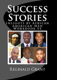 Success Stories, Insights by African American Men Workbook v 1