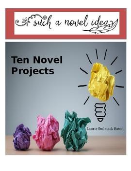 Novel Companion Projects: Such a Novel Idea