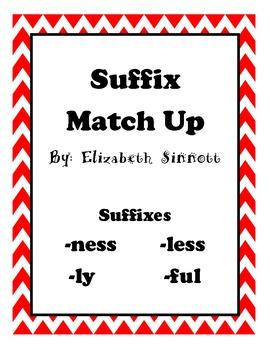 Suffix Match Up