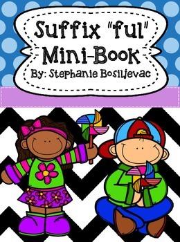 Suffix ful (Mini-Book)