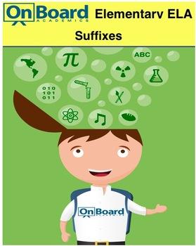 Suffixes-Interactive Lesson