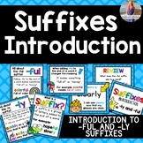 Suffixes -ly and -ful Introduction