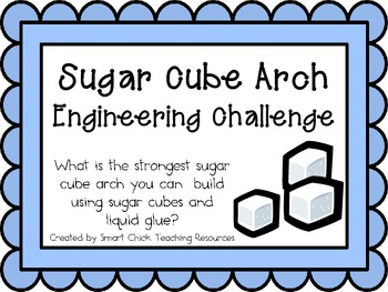 Sugar Cube Arches: Engineering Challenge Project ~ Great S