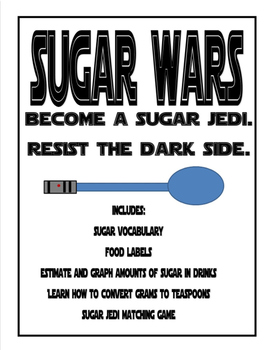Sugar Wars: Become a Sugar Jedi