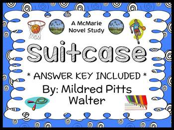 Suitcase (Mildred Pitts Walter) Novel Study / Reading Comp
