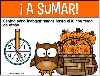 Suma - Centro Suma de Calabazas