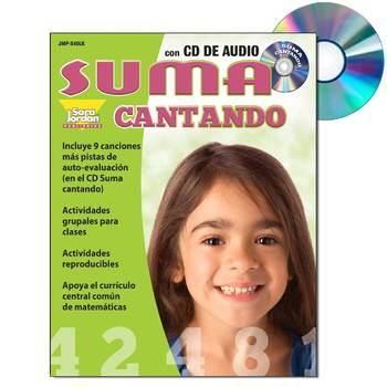 Spanish Math (Addition) - Digital MP3 Album Download w/ Ly
