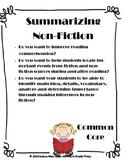 Summarizing Non-Fiction