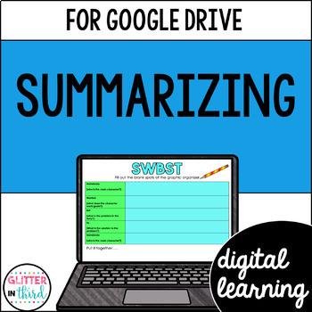 Summarizing for Google Drive & Google Classrooom
