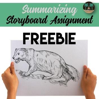 Summarizing through Storyboarding