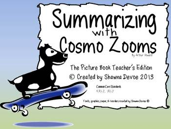 Summarizing with Cosmo Zooms by Arthur Howard