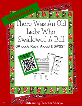 Summary - There Was An Old Lady Who Swallowed a Bell (with