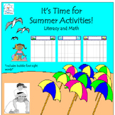 End of the Year Summer Activities 1