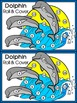 Summer Activities: Dolphin Roll & Cover Math Activity Packet