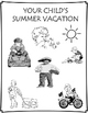 End of the Year Summer Activities 2