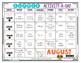 Summer Activity-a-Day Calendar: PreK - Grade 1
