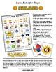 Summer Vocabulary Matching / Bingo Sets w/ Flashcards