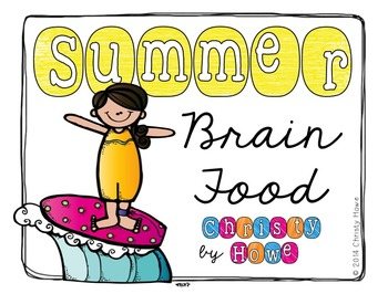 Summer Brain Food! Engaging Enrichment Activities for Uppe