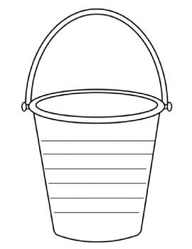 Summer Bucket List Templates