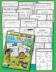 Summer Bundle - NO PREP Math & Literacy (Second) - Jun/Jul/Aug